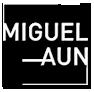 Logomarca Miguel Aun Fotografia